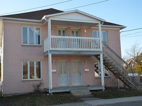 Quadruplex for sale in Rimouski, Bas-Saint-Laurent, 202 - 208, Rue  Saint-René, 12437071 - Centris.ca