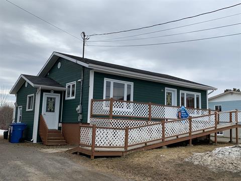 Maison à vendre à Pointe-à-la-Croix, Gaspésie/Îles-de-la-Madeleine, 23, Rue  Chouinard, 16201559 - Centris