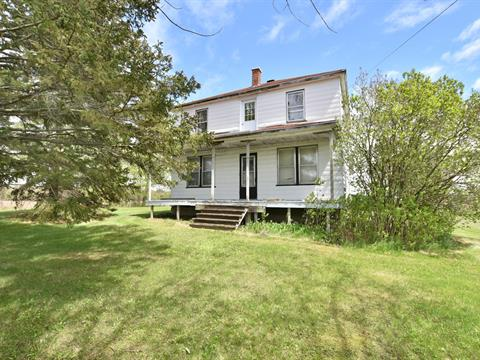 House for sale in Saint-Marcel-de-Richelieu, Montérégie, 147, Rang  Bord-de-l'eau Sud, 18846139 - Centris.ca