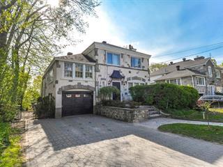 Maison à vendre à Montréal (Côte-des-Neiges/Notre-Dame-de-Grâce), Montréal (Île), 4949, Avenue  Ponsard, 20874948 - Centris.ca