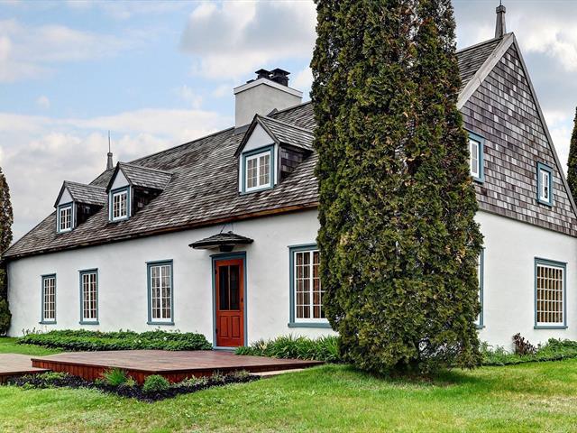 House for sale in Saint-Jean-de-l'Île-d'Orléans, Capitale-Nationale, 19, Chemin  Martineau, 16637144 - Centris.ca