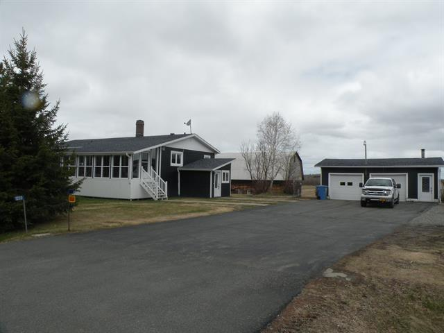 Maison à vendre à Macamic, Abitibi-Témiscamingue, 1259, Route  111 Ouest, 18218609 - Centris.ca