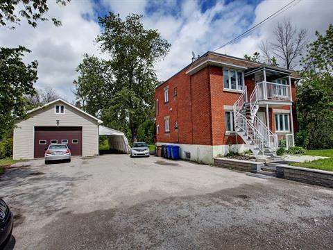 Duplex à vendre à Duvernay (Laval), Laval, 2055 - 2057, Montée  Saint-François, 18667185 - Centris.ca