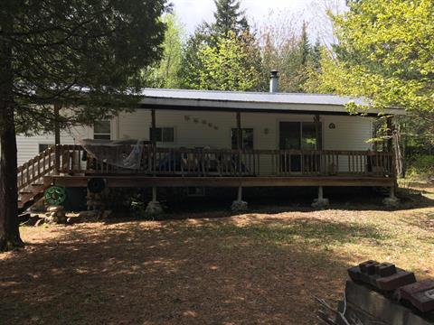 Mobile home for sale in Chertsey, Lanaudière, 780, Avenue  Latendresse, 17173129 - Centris.ca