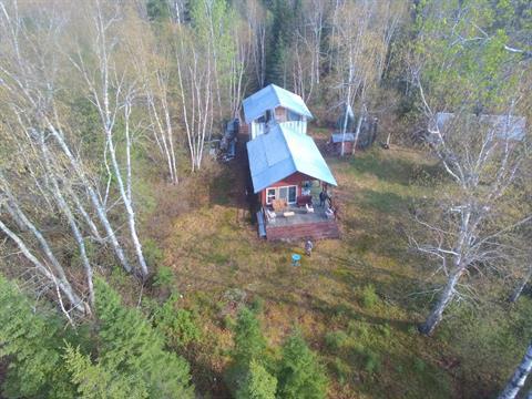 Maison à vendre à La Tuque, Mauricie, Lac  Flamand, 24025671 - Centris