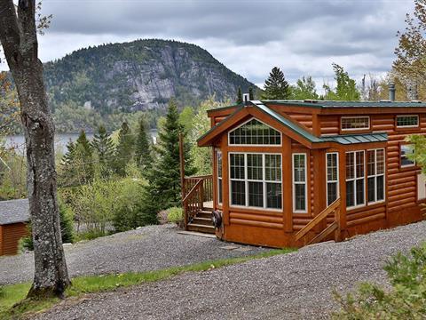 Maison mobile à vendre à Coaticook, Estrie, 385, Chemin  Séguin, app. LOT 302, 24423885 - Centris.ca
