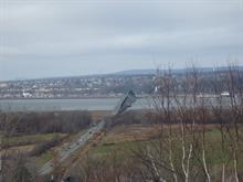 Terrain à vendre à Saint-Pierre-de-l'Île-d'Orléans, Capitale-Nationale, Côte du Pont, 26334856 - Centris.ca