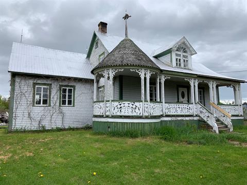 House for sale in Saint-Épiphane, Bas-Saint-Laurent, 420, 1er Rang, 17644645 - Centris.ca