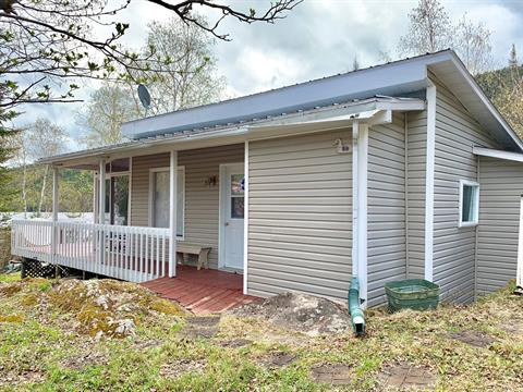 Maison à vendre à Rivière-Éternité, Saguenay/Lac-Saint-Jean, 98, Lac à Denis, 22231569 - Centris.ca