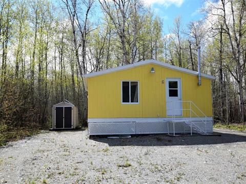 Cottage for sale in Gallichan, Abitibi-Témiscamingue, 852, Chemin  Lirette, 11270713 - Centris.ca