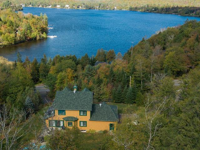 Maison à vendre à Estérel, Laurentides, 59, Chemin d'Estérel, 15796352 - Centris.ca