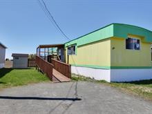 Maison mobile à vendre à Notre-Dame-du-Portage, Bas-Saint-Laurent, 66, Rue du Parc-de-l'Amitié, 12239945 - Centris.ca