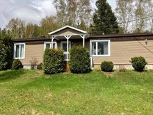 Maison mobile à vendre à Labrecque, Saguenay/Lac-Saint-Jean, 105 - 110, Chemin des Vacanciers, 19302201 - Centris.ca