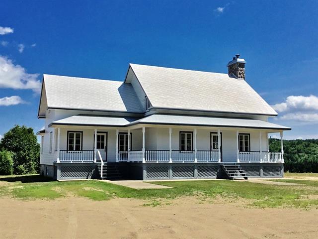 Maison à vendre à Saint-Zénon, Lanaudière, 7280, Chemin  Brassard, 11180645 - Centris.ca