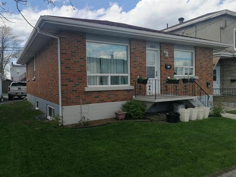 Duplex for sale in Rouyn-Noranda, Abitibi-Témiscamingue, 483 - 485, Rue  Taschereau Est, 20290367 - Centris