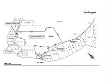 Lot for sale in Lac-Sergent, Capitale-Nationale, Chemin de la Montagne, 18590582 - Centris.ca