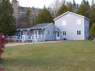 Maison à vendre à Les Éboulements, Capitale-Nationale, 57, Chemin de Cap-aux-Oies, 15079182 - Centris.ca