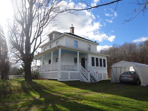 Fermette à vendre à Stoke, Estrie, 569, Route  216, 17465423 - Centris.ca
