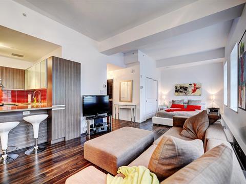 Condo for sale in La Cité-Limoilou (Québec), Capitale-Nationale, 550, 8e Avenue, apt. 419, 13192563 - Centris.ca