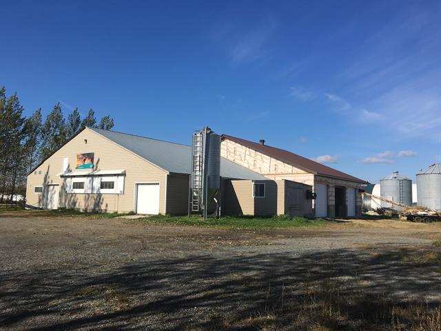 Ferme à vendre à Lefebvre, Centre-du-Québec, 250, 11e Rang Est, 15922319 - Centris.ca