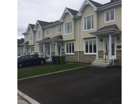 Maison en copropriété à vendre à Saguenay (Jonquière), Saguenay/Lac-Saint-Jean, 3388, Rue des Coquelicots, 28692145 - Centris.ca