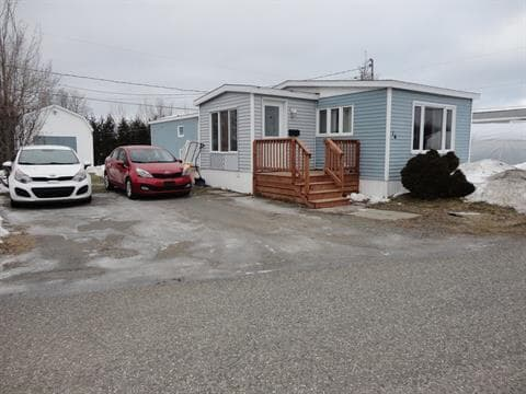 Maison mobile à vendre à Matane, Bas-Saint-Laurent, 14, Rue du Bel-Air, 23587367 - Centris.ca