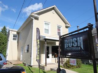 Commercial building for sale in Montebello, Outaouais, 443Z, Rue  Notre-Dame, 17364695 - Centris.ca