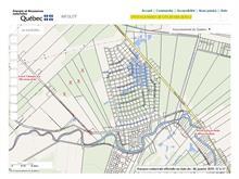 Terre à vendre à Rivière-Beaudette, Montérégie, Chemin  Saint-André, 23435723 - Centris.ca