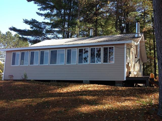 Cottage for sale in Lac-Nilgaut, Outaouais, Canton Croisille, 9228901 - Centris.ca