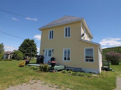 Maison à vendre à Port-Daniel/Gascons, Gaspésie/Îles-de-la-Madeleine, 272, Route de la Rivière, 26685467 - Centris.ca