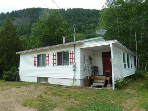 Maison à vendre à La Tuque, Mauricie, 63, Chemin de la Falaise, 28453558 - Centris
