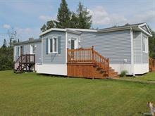Mobile home for sale in Larouche, Saguenay/Lac-Saint-Jean, 654, Rue des Trembles, 25016335 - Centris.ca