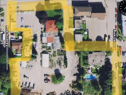 Lot for sale in Saint-François (Laval), Laval, boulevard  Lévesque Est, 17508116 - Centris.ca