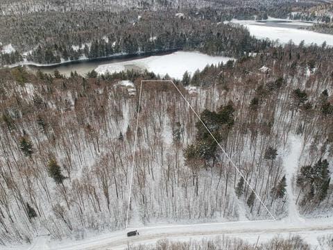 Terrain à vendre à Duhamel, Outaouais, Chemin du Lac-Gagnon Est, 17645571 - Centris.ca