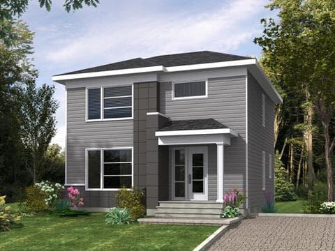 Maison à vendre à Sainte-Catherine-de-la-Jacques-Cartier, Capitale-Nationale, Rue  Bellevue, 24231795 - Centris.ca