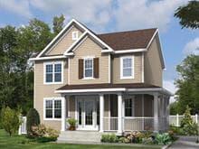 Maison à vendre à Sainte-Catherine-de-la-Jacques-Cartier, Capitale-Nationale, Rue  Bellevue, 10903506 - Centris.ca