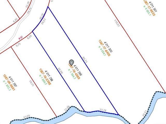 Terrain à vendre à Pont-Rouge, Capitale-Nationale, 1re rue de la Montagne, 14890078 - Centris.ca