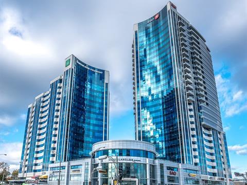 Condo / Apartment for rent in Sainte-Foy/Sillery/Cap-Rouge (Québec), Capitale-Nationale, 2818, boulevard  Laurier, apt. 1505, 27849950 - Centris.ca