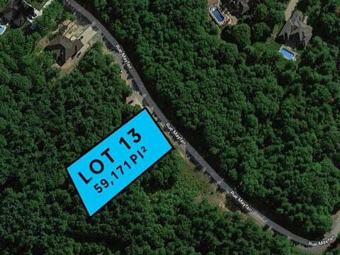 Terrain à vendre à Hudson, Montérégie, Rue  Mayfair, 17614212 - Centris.ca