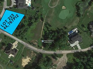 Terrain à vendre à Hudson, Montérégie, Rue d'Oxford, 10031654 - Centris.ca