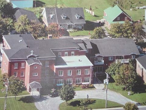 Commercial building for sale in Wotton, Estrie, 765, Rue  Saint-Jean, 28096259 - Centris.ca