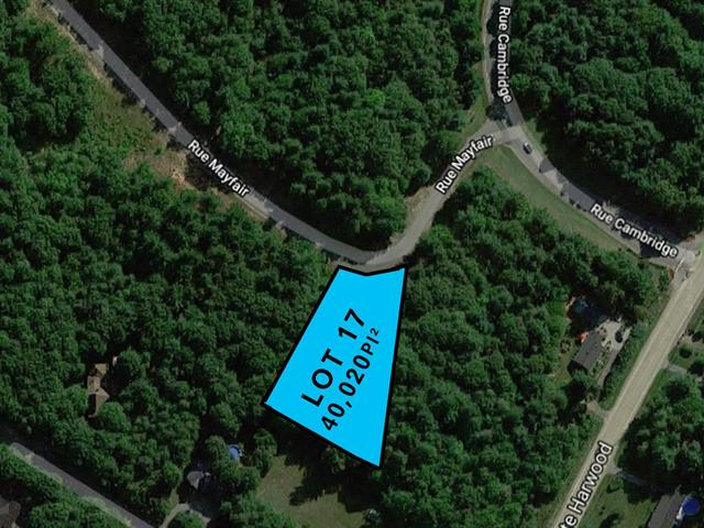Lot for sale in Hudson, Montérégie, Rue  Mayfair, 26185007 - Centris.ca