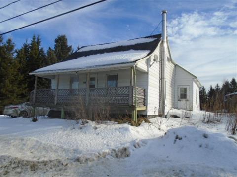 Fermette à vendre à Courcelles, Estrie, 15, Route  108, 9844824 - Centris.ca