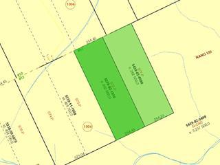 Land for sale in Saint-Godefroi, Gaspésie/Îles-de-la-Madeleine, 11, 9e Rang, 17148435 - Centris.ca