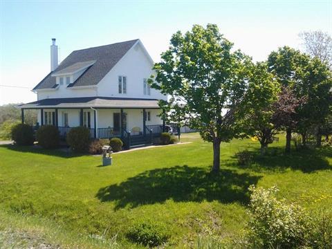 Farm for sale in Saint-Noël, Bas-Saint-Laurent, 402, Route  297, 28591486 - Centris.ca