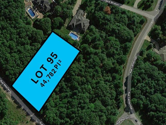 Lot for sale in Hudson, Montérégie, Rue  Mayfair, 16258751 - Centris.ca