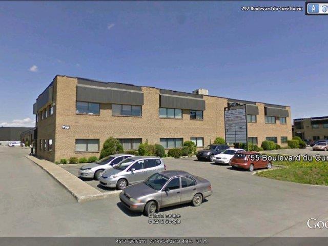 Bâtisse industrielle à louer à Boisbriand, Laurentides, 755A, boulevard du Curé-Boivin, 24787956 - Centris.ca