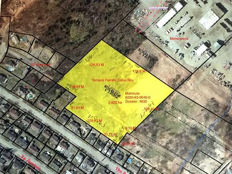 Terre à vendre à Beauceville, Chaudière-Appalaches, 19e Avenue, 16601929 - Centris.ca