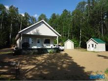 Cottage for sale in La Tuque, Mauricie, 1, Lac  Dargis, 12494492 - Centris.ca