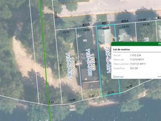 Lot for sale in Gatineau (Gatineau), Outaouais, 262, Rue  Riviera, 27095052 - Centris.ca